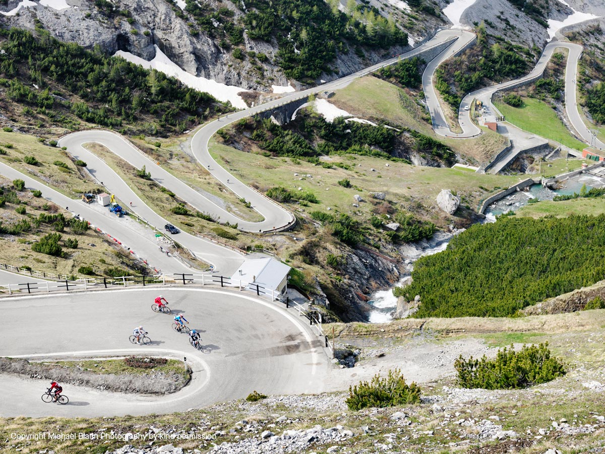 Cycling tours Dolomites