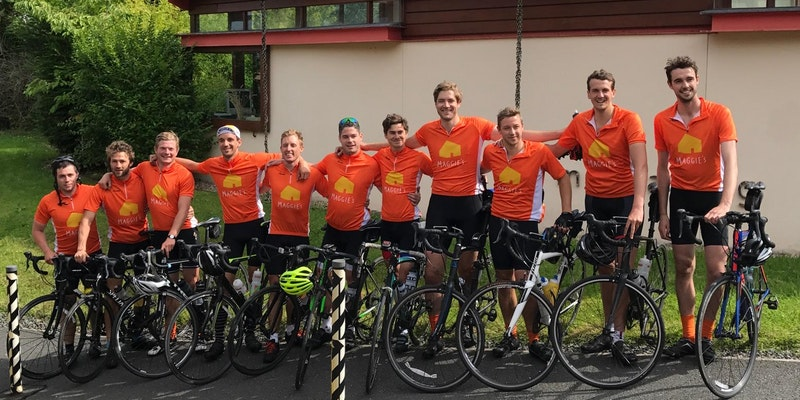 Corporate cycling tours